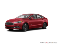 2018 Ford Fusion Energi PLATINUM | Photo 3 | Ruby Red