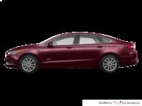 2018 Ford Fusion Energi SE | Photo 1 | Burgundy Velvet