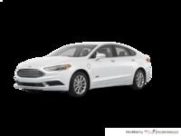 2018 Ford Fusion Energi SE | Photo 3 | White Platinum