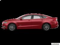 2018 Ford Fusion Energi TITANIUM | Photo 1 | Ruby Red