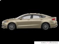 2018 Ford Fusion Energi TITANIUM | Photo 1 | White Gold