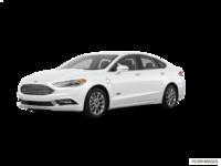 2018 Ford Fusion Energi TITANIUM | Photo 3 | White Platinum