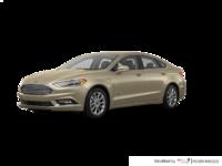 2018 Ford Fusion Energi TITANIUM | Photo 3 | White Gold