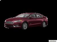 2018 Ford Fusion Energi TITANIUM | Photo 3 | Burgundy Velvet