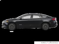 2018 Ford Fusion Hybrid PLATINUM | Photo 1 | Shadow Blakc