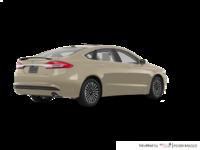 2018 Ford Fusion Hybrid PLATINUM | Photo 2 | White Gold