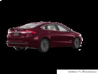 2018 Ford Fusion Hybrid PLATINUM | Photo 2 | Burgundy Velvet
