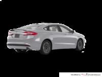 2018 Ford Fusion Hybrid PLATINUM | Photo 2 | Ingot Silver