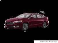 2018 Ford Fusion Hybrid PLATINUM | Photo 3 | Burgundy Velvet