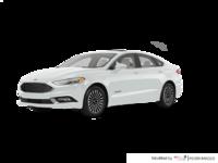 2018 Ford Fusion Hybrid PLATINUM | Photo 3 | White Platinum