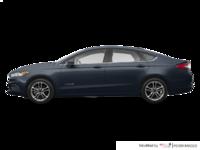 2018 Ford Fusion Hybrid S | Photo 1 | Blue Metallic