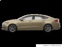 2018 Ford Fusion Hybrid SE   Photo 1   White Gold