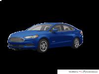 2018 Ford Fusion Hybrid SE   Photo 3   Lightning Blue