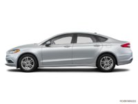 2018 Ford Fusion S | Photo 1 | Ingot Silver