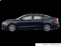 2018 Ford Fusion S | Photo 1 | Blue Metallic