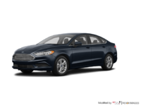 2018 Ford Fusion S | Photo 3 | Blue Metallic