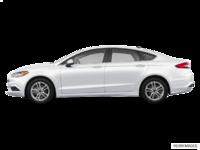 2018 Ford Fusion SE | Photo 1 | White Platinum