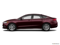 2018 Ford Fusion SE | Photo 1 | Burgundy Velvet