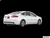 2018 Ford Fusion SE | Photo 2 | White Platinum