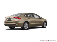 2018 Ford Fusion SE | Photo 2 | White Gold