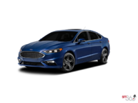 2018 Ford Fusion SPORT | Photo 3 | Lightning Blue