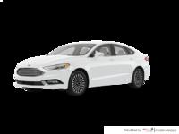 2018 Ford Fusion TITANIUM | Photo 3 | Oxford White
