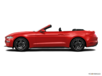 2018 Ford Mustang Convertible EcoBoost | Photo 1 | Race Red