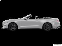 2018 Ford Mustang Convertible EcoBoost | Photo 1 | Ingot Silver Metallic