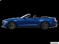 2018 Ford Mustang Convertible EcoBoost | Photo 1 | Lightning Blue Metallic