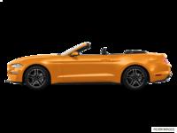 2018 Ford Mustang Convertible EcoBoost | Photo 1 | Orange Fury Metallic Tri-Coat