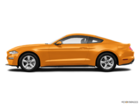 2018 Ford Mustang EcoBoost Fastback | Photo 1 | Orange Fury Metallic Tri-Coat