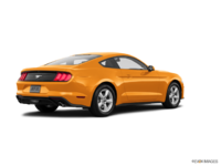2018 Ford Mustang EcoBoost Fastback | Photo 2 | Orange Fury Metallic Tri-Coat