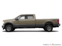 2018 Ford Super Duty F-250 KING RANCH   Photo 1   White Gold/Stone Grey