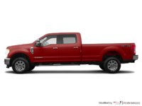 2018 Ford Super Duty F-250 KING RANCH   Photo 1   Ruby Red