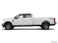 2018 Ford Super Duty F-250 KING RANCH   Photo 1   Oxford White