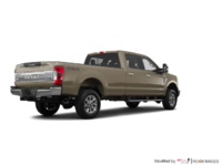 2018 Ford Super Duty F-250 KING RANCH   Photo 2   White Gold
