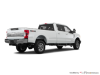2018 Ford Super Duty F-250 KING RANCH   Photo 2   Oxford White