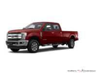 2018 Ford Super Duty F-250 KING RANCH   Photo 3   Magma Red