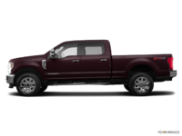 2018 Ford Super Duty F-250 LARIAT | Photo 1 | Magma Red