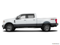 2018 Ford Super Duty F-250 LARIAT | Photo 1 | Oxford White/Magnetic