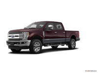 2018 Ford Super Duty F-250 LARIAT | Photo 3 | Magma Red/Magnetic