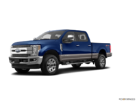 2018 Ford Super Duty F-250 LARIAT | Photo 3 | Blue Jeans /Stone Grey