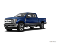 2018 Ford Super Duty F-250 LARIAT | Photo 3 | Blue Jeans/Magnetic