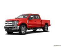 2018 Ford Super Duty F-250 LARIAT | Photo 3 | Race Red