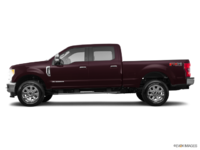 2018 Ford Super Duty F-350 LARIAT | Photo 1 | Magma Red