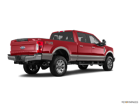 2018 Ford Super Duty F-350 LARIAT | Photo 2 | Ruby Red/Stone Grey