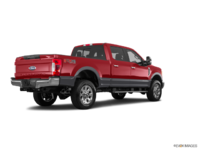 2018 Ford Super Duty F-350 LARIAT | Photo 2 | Ruby Red/Magnetic