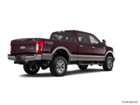 2018 Ford Super Duty F-350 LARIAT | Photo 2 | Magma Red/Stone Grey