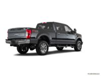 2018 Ford Super Duty F-350 LARIAT | Photo 2 | Shadow Black/Magnetic