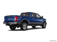 2018 Ford Super Duty F-350 LARIAT | Photo 2 | Blue Jeans Metallic/Magnetic